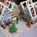 Chicago-Christmas-gingerbread-village