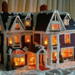 Hawaii-Christmas-custom-gingerbread-house