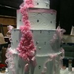 Atlanta-Georgia-four-tier-pink-ribbon-pop-out-cake-23