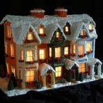 Gingerbread-custom-night-cottage-with-lights