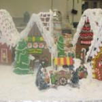 Norman-Rockwell-gingerbread-village-and-shops