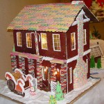 North-pole-two-story-santa-vacation-home-ginger-house