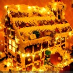 Virginia-manor-well-light-up-and-blinking-gingerbread-residence