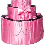 Pink-satin-draped-Florida-Miami-beach-jump-out-cake-54