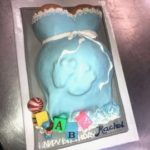 Canada-Montreal-Buldging-Baby-Pregnant-Female-Body-cake